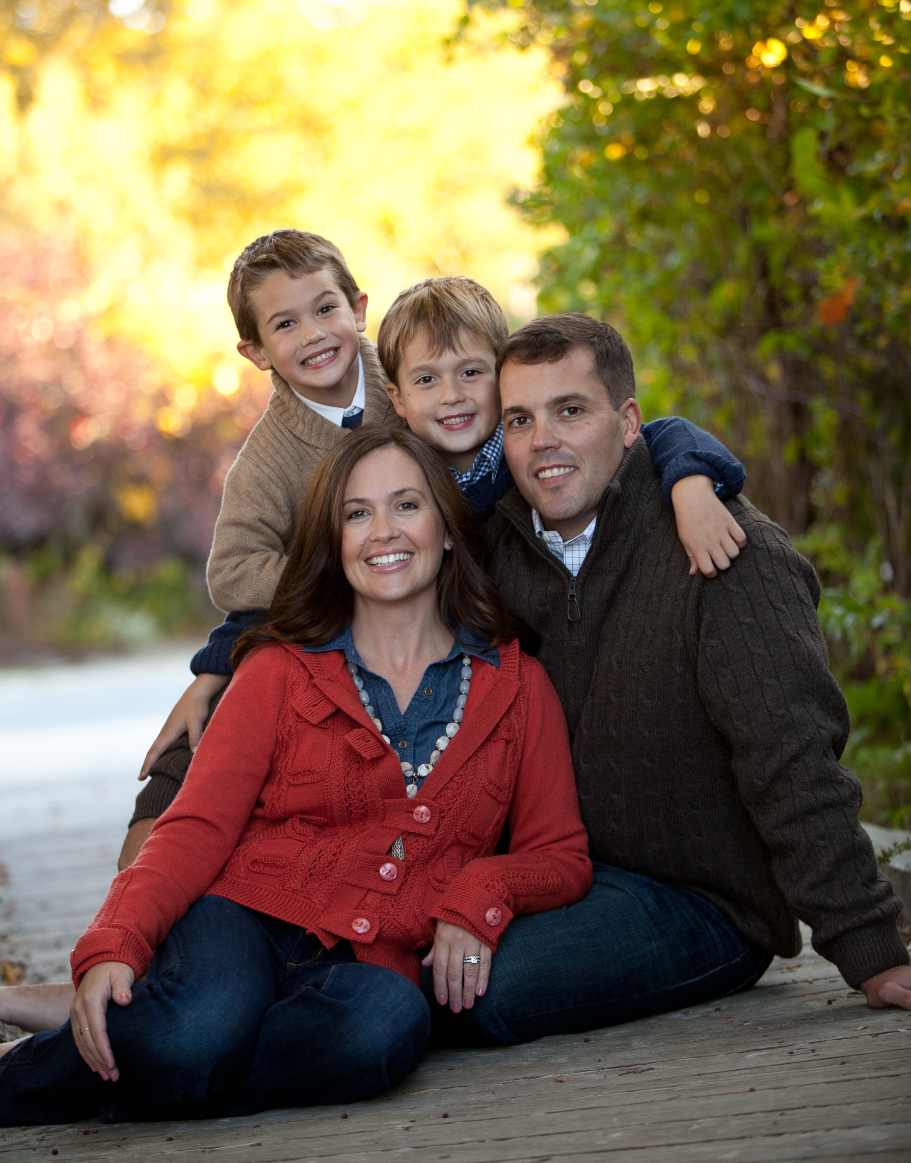 Family Portraits, Portland Maine